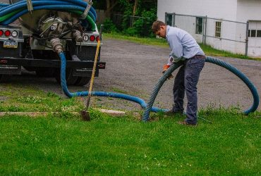 Holding Tank Pumping